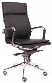 Кресло Everprof Nerey M Черный (кожа)