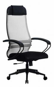 Кресло Метта SU-1-BP Комплект 11 PL2 24 Светло-серый