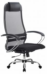 Кресло Метта SU-1-BK Комплект 3 Сh Черный