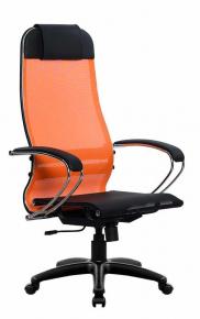 Кресло Метта SU-1-BK Комплект 4 PL Оранжевый