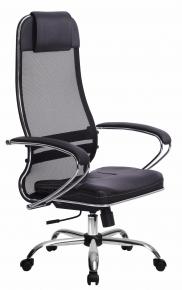 Кресло Метта SU-1-BK Комплект 5 Сh Черный