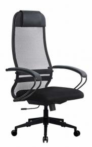 Кресло Метта SU-1-BP Комплект 11 PL2 21 Темно-серый