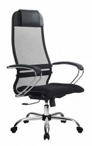 Кресло Метта SU-1-BK Комплект 1 Сh Черный