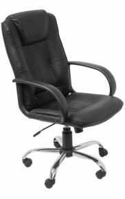 Кресло Бюрократ T-800AXSN черный