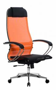Кресло Метта SU-1-BK Комплект 4 Ch2 Оранжевый