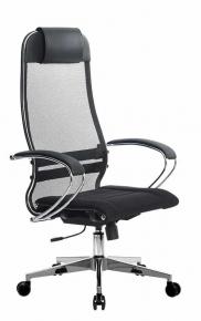 Кресло Метта SU-1-BK Комплект 3 Сh2 Черный