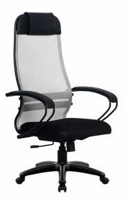 Кресло Метта SU-1-BP Комплект 11 PL 24 Светло-серый