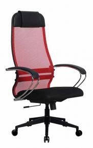 Кресло Метта SU-1-BK Комплект 18 PL2 22 Красный