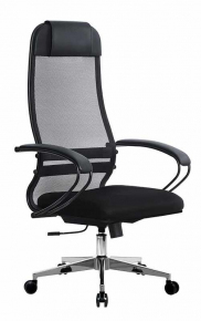 Кресло Метта SU-1-BP Комплект 11 Сh2 20 Черный