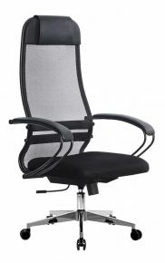 Кресло Метта SU-1-BP Комплект 11 Сh2 21 Темно-серый