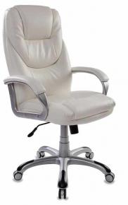 Кресло Бюрократ T-9905S/WHITE белый