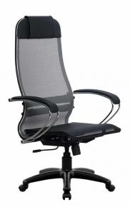 Кресло Метта SU-1-BK Комплект 4 PL Серый