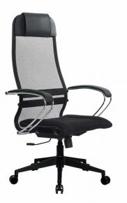Кресло Метта SU-1-BK Комплект 1 PL2 Черный
