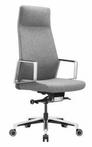 Кресло Бюрократ JONS/CASHGREY серый