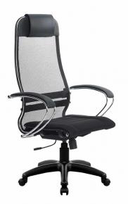 Кресло Метта SU-1-BK Комплект 3 PL Черный