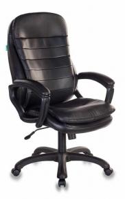 Кресло Бюрократ T-9950LT/BLACK черный