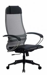 Кресло Метта SU-1-BK Комплект 4 PL2 Серый
