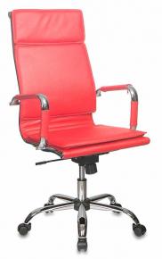 Кресло Бюрократ CH-993/red красный