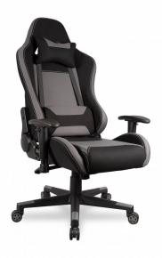 Кресло College BX-3760 Black/Dark grey