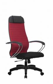 Кресло Метта SU-1-BK Комплект 23 PL 22 Красный