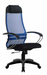 Кресло Метта SU-1-BK Комплект 18 PL 23 Синий