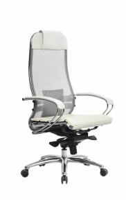 Кресло SAMURAI S-1.03 Белый Лебедь  с Чехлом CSm-25