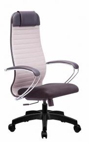 Кресло Метта SU-1-BK Комплект 23 PL 24 Светло-серый