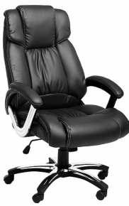 Кресло College H-8766L-1/Black