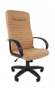 Кресло Chairman 480 LT Terra 104 бежевый