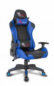 Геймерское кресло College CLG-801LXH Blue