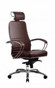 Кресло SAMURAI  KL-2.02 Темно-коричневый