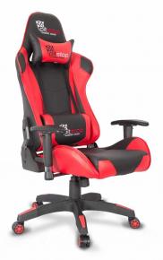 Геймерское кресло College CLG-801LXH Red