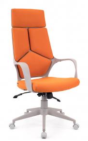 Кресло Everprof Trio Grey TM Ткань Оранжевый