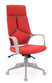 Кресло Everprof Trio Grey TM Ткань Красный