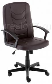 Кресло Woodville Darin коричневое