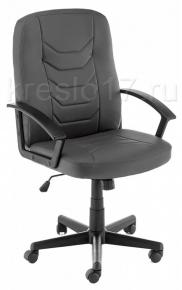Кресло Woodville Darin светло-серое