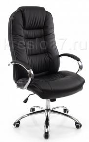Кресло Woodville Evora чёрное