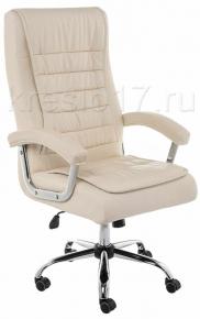 Кресло Woodville Parker кремовое