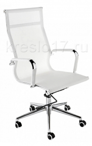 Кресло Woodville Reus белое