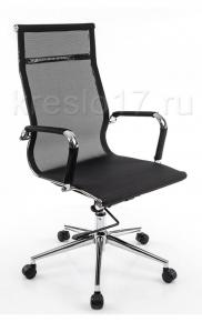 Кресло Woodville Reus черное