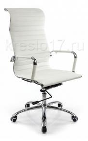 Кресло Woodville Rota белое