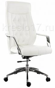 Кресло Woodville Sarabi белое