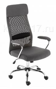 Кресло Woodville Sigma темно-серое