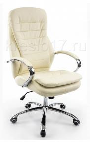 Кресло Woodville Tomar кремовое