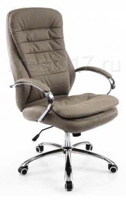 Кресло Woodville Tomar серое