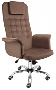 Кресло Алвест AV 167 коричневый