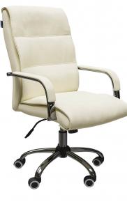 Кресло руководителя Alsav AL 750 айвори