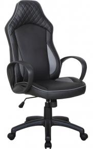 Кресло руководителя Alsav AL 769 черный/серый