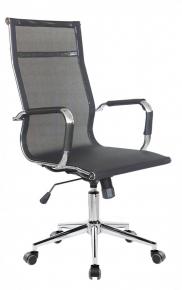 Кресло Riva Chair 6001-1SE черная сетка