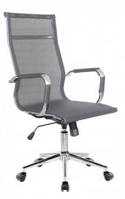 Кресло Riva Chair 6001-1SE серая сетка